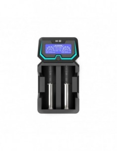 Xtar X2 2-slot Quick Charger 0