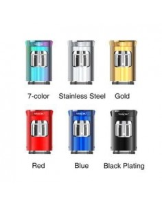 SMOK Nord 19 Glass Tube with Metal Cover 2ml 0