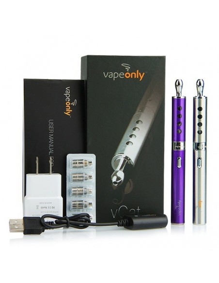 VapeOnly vCat Starter Kit 650mAh 9