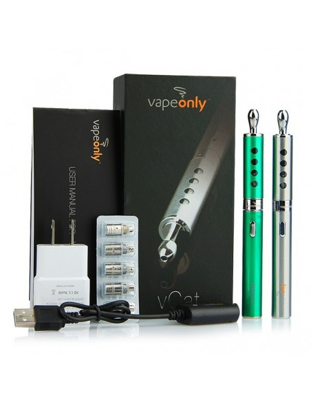 VapeOnly vCat Starter Kit 650mAh 10
