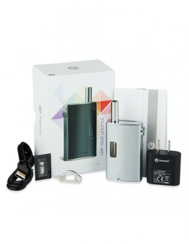 Joyetech eGrip 20W VW Kit Silver 1500mAh 0