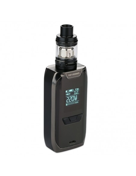 Vaporesso Revenger TC Kit with NRG Mini 220W 0
