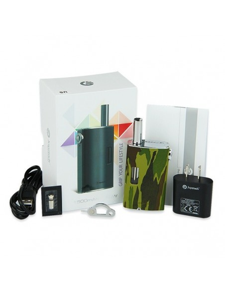 Joyetech eGrip 20W VW Kit Camo 1500mAh 0