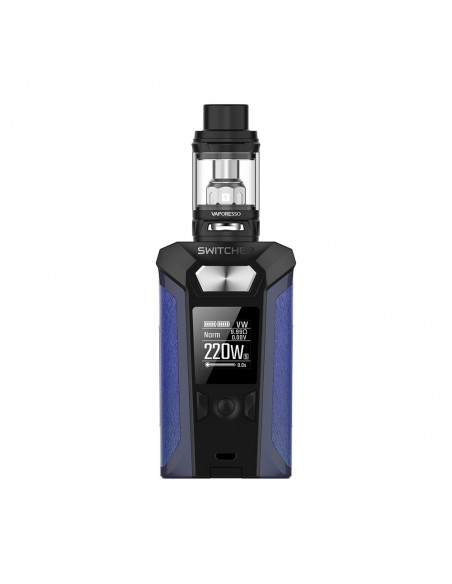 Vaporesso Switcher 220W with NRG TC Kit 0