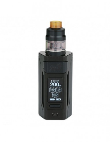 WISMEC Reuleaux RX2 20700 200W with Gnome TC Kit 0