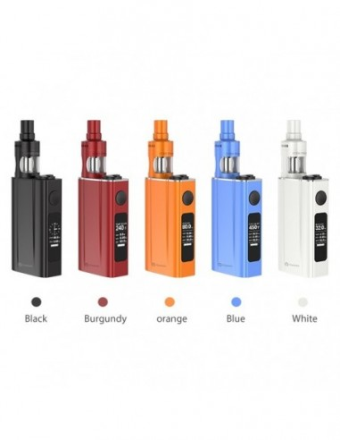 Joyetech eVic VTwo with CUBIS Pro Full Kit 5000mAh 0