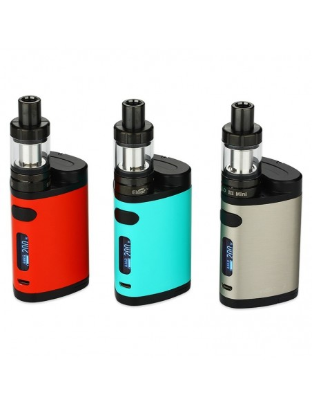 Eleaf Pico Dual 200W TC Full Kit 6