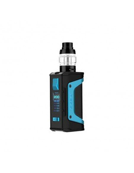 Geekvape Aegis Legend 200W TC Kit with Aero Mesh Version 0