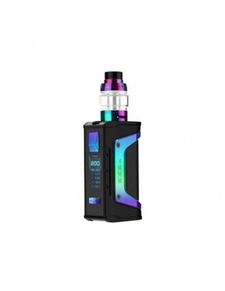 Geekvape Aegis Legend 200W TC Kit with Aero Mesh Version 16