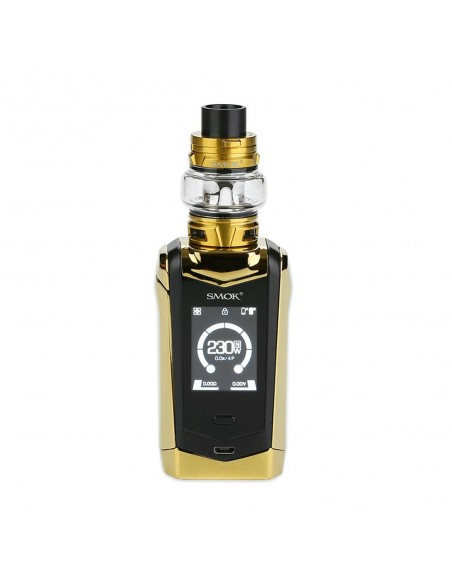 SMOK Species 230W Touch Screen TC Kit with TFV8 Baby V2 3