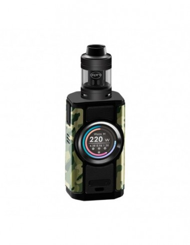 Aspire Dynamo 220W TC Kit with Nepho 0
