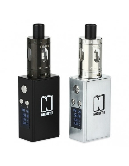 Artery Nugget V2 50W TC Kit With Trace Tank 1500mAh 0