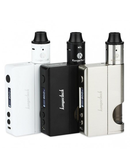 Kangertech Dripbox 2 TC Starter Kit 0