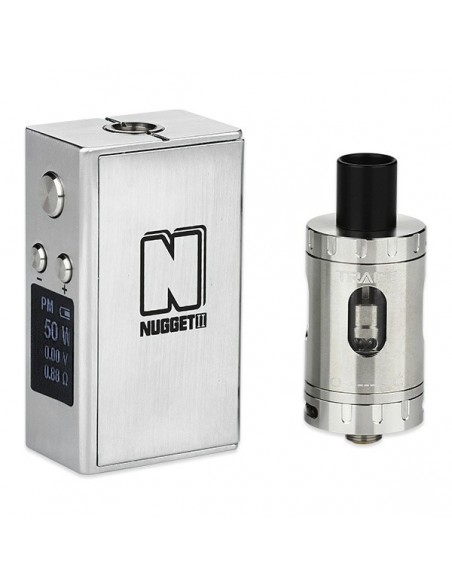 Artery Nugget V2 50W TC Kit With Trace Tank 1500mAh 2