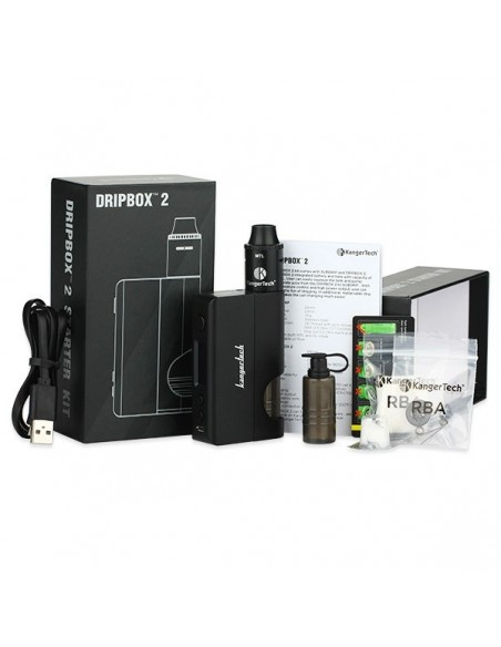 Kangertech Dripbox 2 TC Starter Kit 1