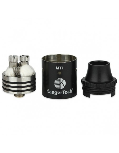 Kangertech Dripbox 2 TC Starter Kit 5
