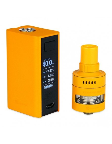 Joyetech eVic Basic with CUBIS PRO Mini Kit 1500mAh 4