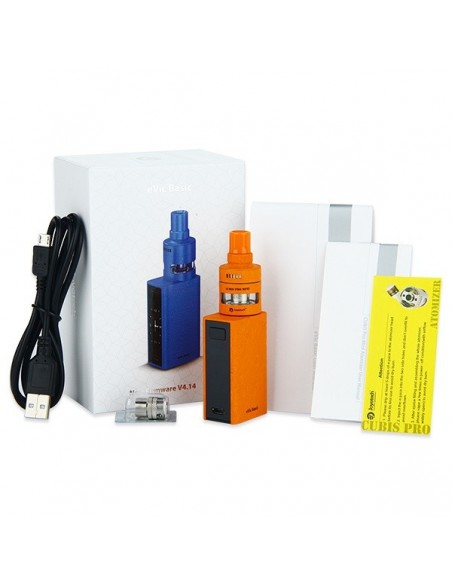 Joyetech eVic Basic with CUBIS PRO Mini Kit 1500mAh 5