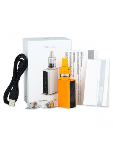 Joyetech eVic Basic with CUBIS PRO Mini Kit 1500mAh 6
