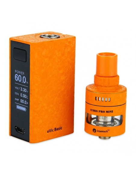 Joyetech eVic Basic with CUBIS PRO Mini Kit 1500mAh 7