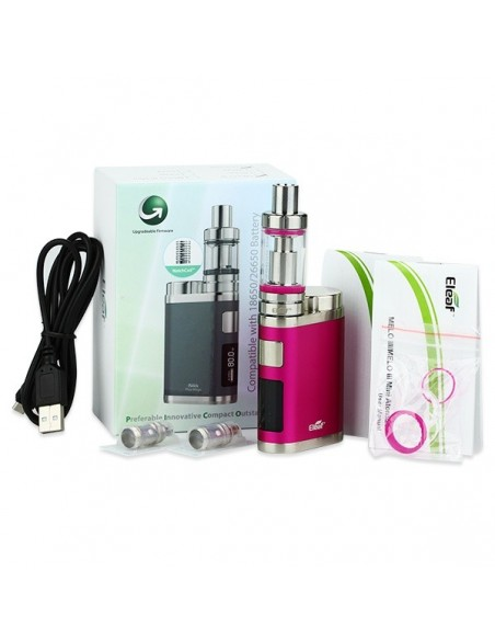 Eleaf iStick Pico Mega 80W TC Full Kit 3