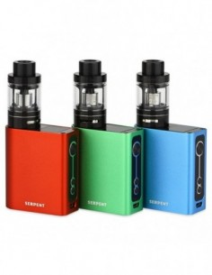 WOTOFO Serpent 50W TC Full Kit 2000mAh 0