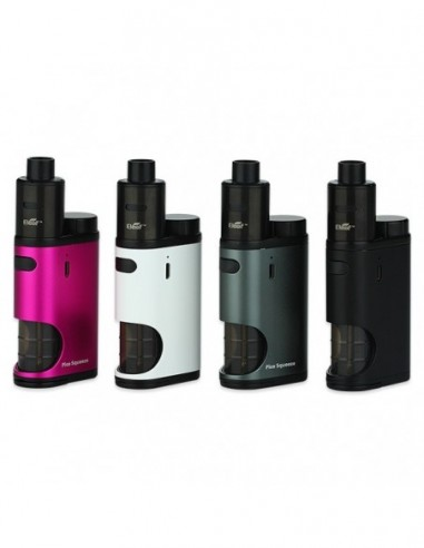 Eleaf Pico Squeeze with Coral Full Kit 50W 0