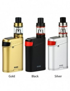 SMOK G320 Marshal With TFV8 Big Baby Starter Kit 0