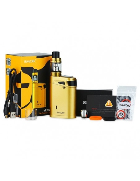 SMOK G320 Marshal With TFV8 Big Baby Starter Kit 2