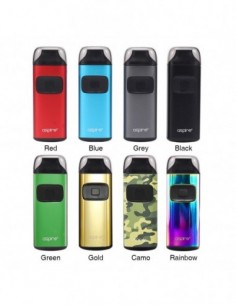 Aspire Breeze AIO Kit 650mAh 0