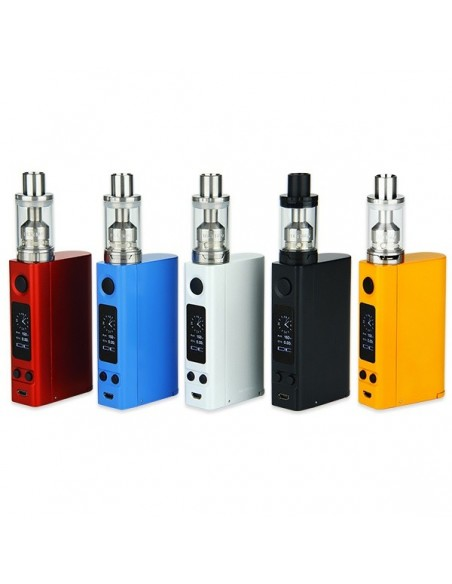Joyetech eVic VTC Dual with ULTIMO Starter Kit 0