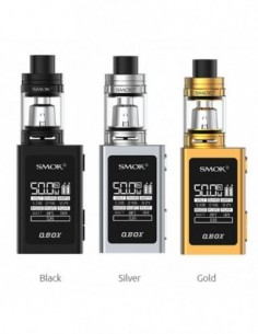 SMOK QBOX TC Kit with TFV8 Baby 1600mAh 0