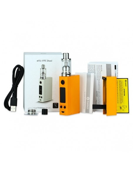 Joyetech eVic VTC Dual with ULTIMO Starter Kit 6