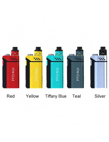 IJOY RDTA BOX 200W Full Kit 0