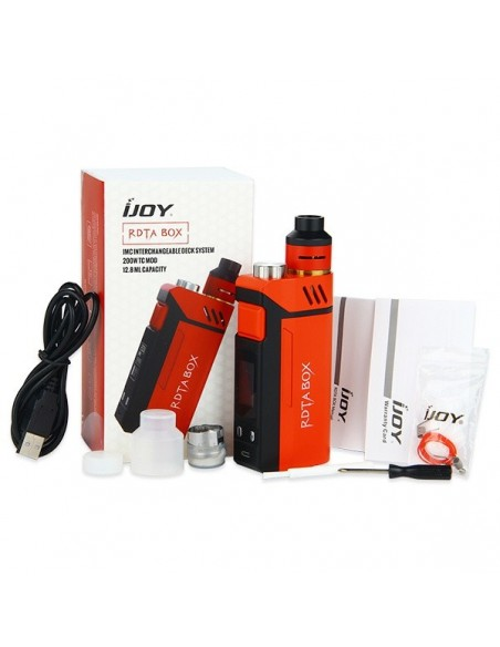 IJOY RDTA BOX 200W Full Kit 3