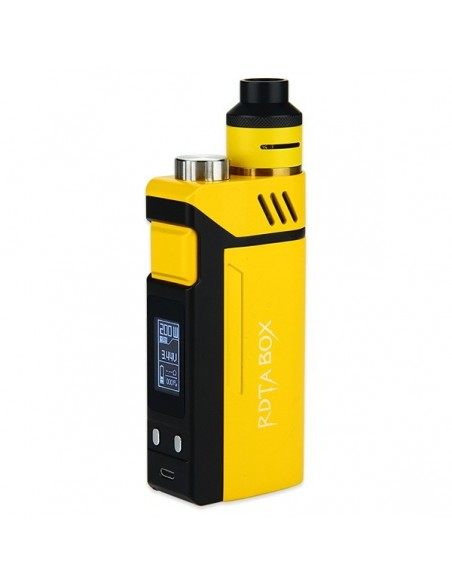 IJOY RDTA BOX 200W Full Kit 6