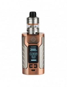 WISMEC SINUOUS FJ200 with Divider TC Kit 4600mAh 0