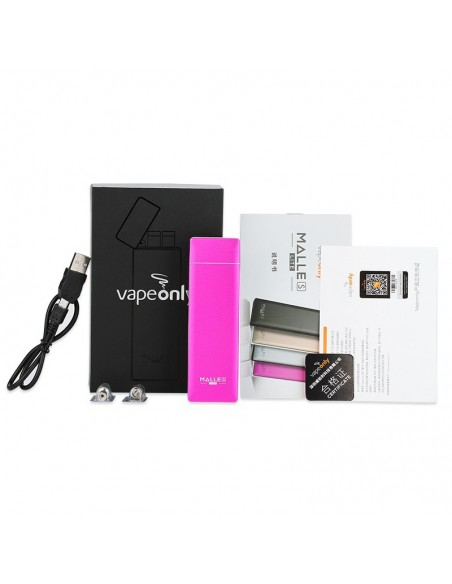 VapeOnly Malle S Lite Portable Charging Kit 180mAh 4