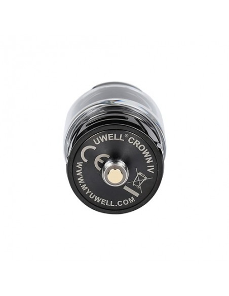 Uwell Crown 4 Tank 6ml + 5ml Capacity With 2Pcs Coils 4