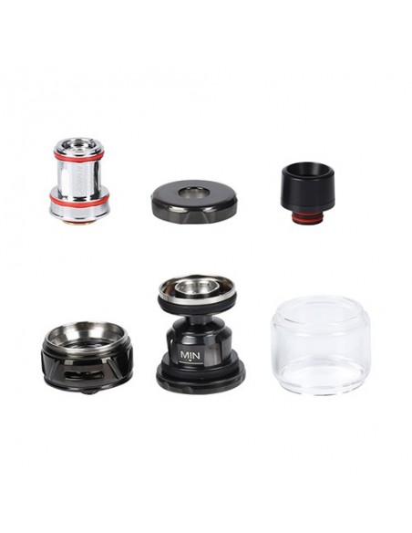 Uwell Crown 4 Tank 6ml + 5ml Capacity With 2Pcs Coils 6