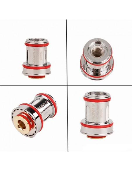 Uwell Crown 4 Replacement Coil 0.2ohm/0.4ohm 4pcs/Pack For Uwell 4 Tank 3