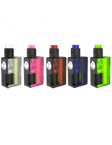 VandyVape Pulse BF Kit Squonk Box Mod With 8ml Pulse 24 BF RDA 0