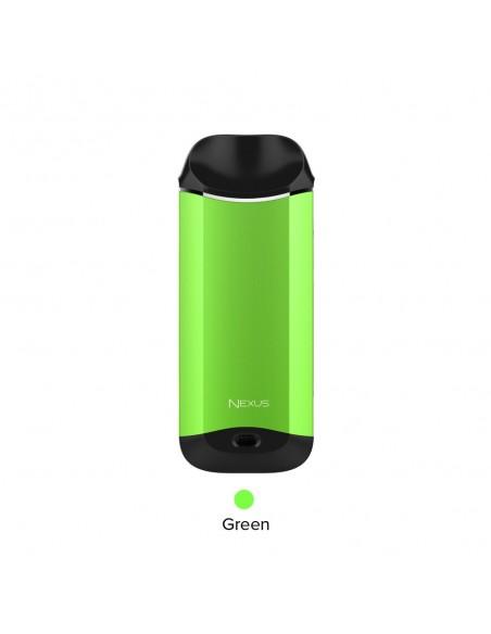 Vaporesso Nexus AIO Starter Kit 650mAh Green:0 1pcs:1 Standard:2 US:3 US