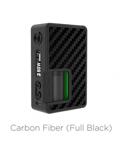 VandyVape Pulse BF 80W Box Mod Powered By 18650/20700 Battery Carbon Fiber Mod:0 1pcs:1 US:2 US 0