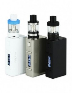 Aspire EVO75 Kit with Atlantis EVO Tank And NX75 MOD 0