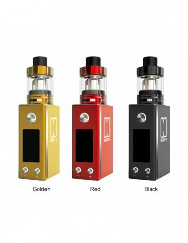 Artery Nugget X 50W with AT22 TC Starter Kit 2000mAh 1