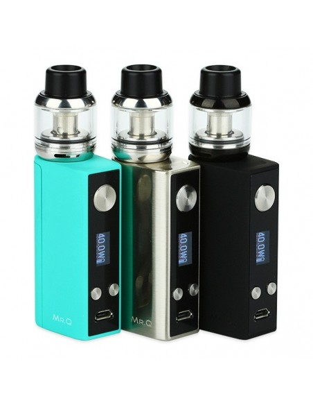 SMY MR.Q 40W TC Starter Kit 3