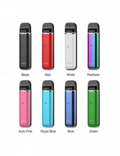 SMOK Novo Pod Starter Kit 450mAh (Prism Chrome Cobra Edition) 0