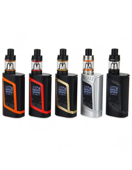 SMOK Alien 220W Kit with TFV8 Baby 1