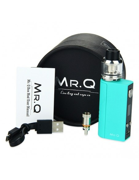 SMY MR.Q 40W TC Starter Kit 5